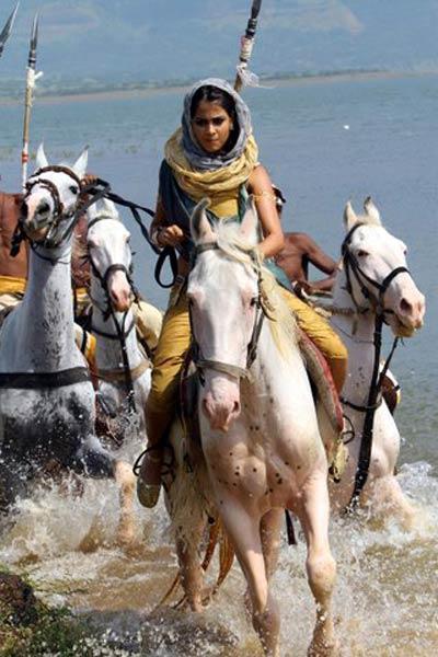 Genelia in Malayalam Movie Urumi