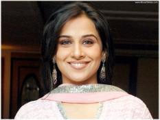 Vidya Balan Beautiful Smile Pic