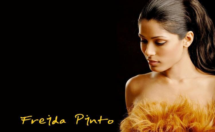 Freida Pinto Hot Wallpaper