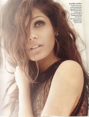 Freida Pinto Instyle Magazine Pic