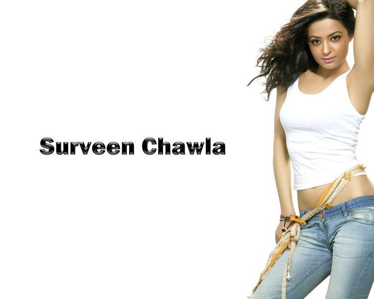 Surveen Chawla Rocking Wallpaper