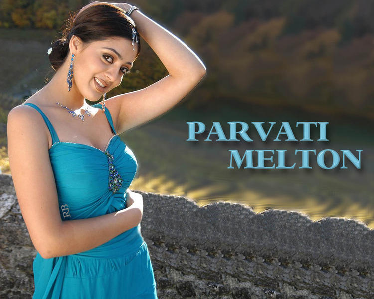 Parvathi Melton Sexy Wallpaper