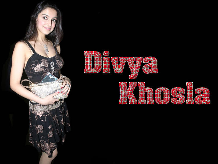 Divya Khosla Sexy Look Wallpaper