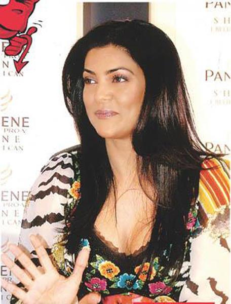 Sushmita Sen Sweet Close Up Pic