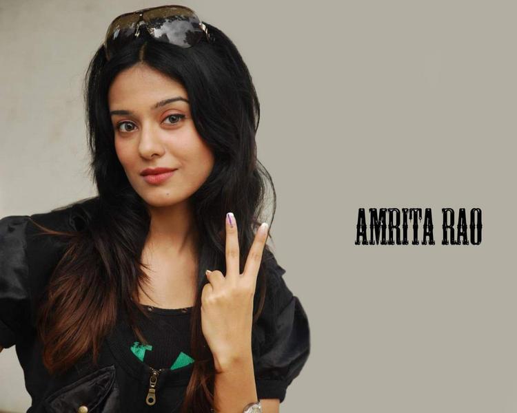 Stylist Amrita Rao Wallpaper