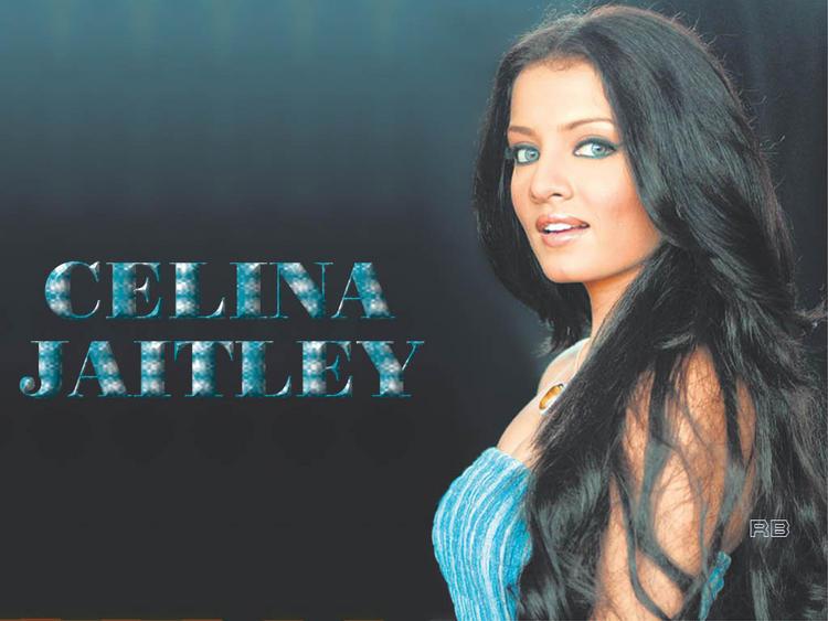 Celina Jaitley Dazzling Look Wallpaper
