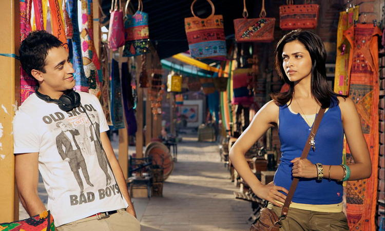 Deepika and Imran Break Ke Baad Movie Still