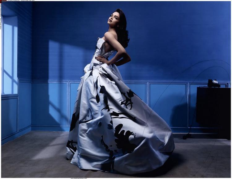 Deepika Padukone Vogue India Photoshoot HQ Pics