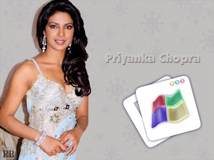 Charming Actress Priyanka Chopra Wallpaper
