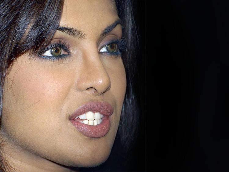 Priyanka Chopra Cute Lips Pose Still