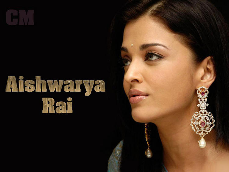 Beautiful Aishwarya Rai Bachchan Wallpaper