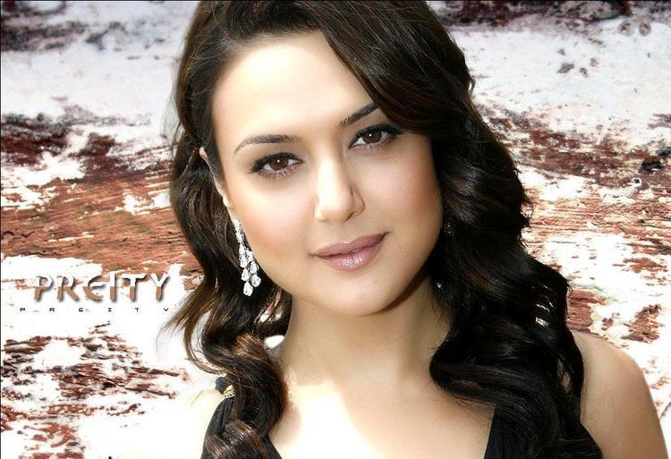 Most Beautiful Preity Zinta Wallpaper