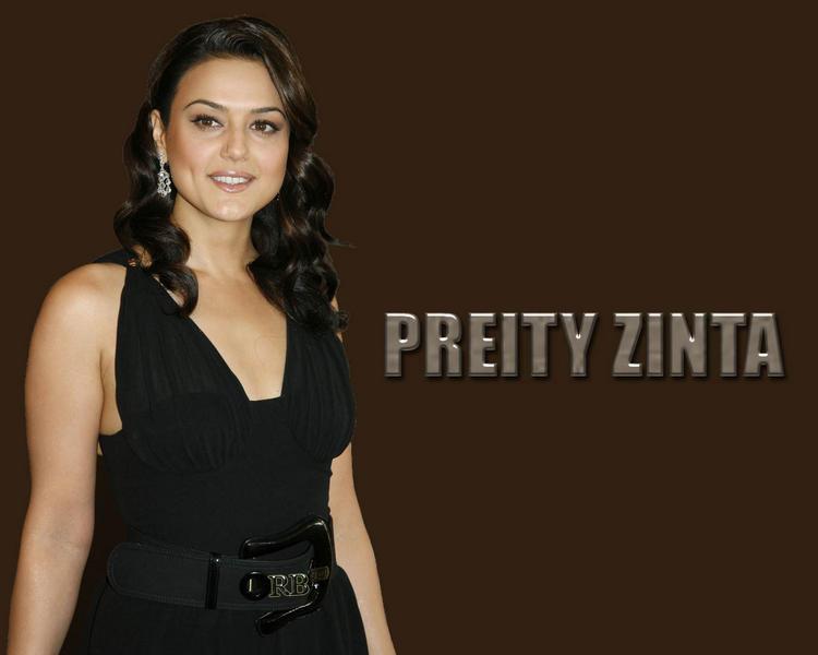 Sexiest Preity Zinta Wallpaper