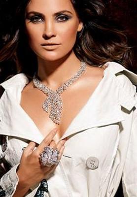 Lara Dutta Dazzling Face Look Wallpaper