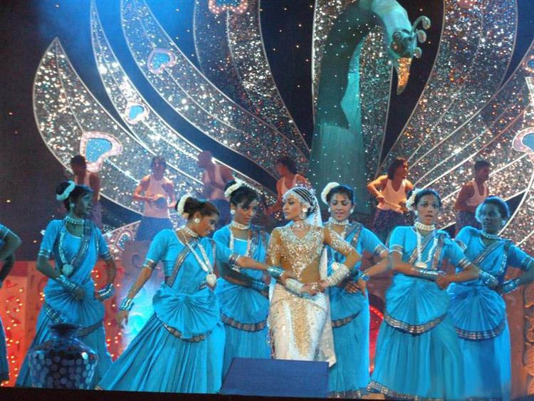 Rani Mukherjee Latest Performance Still