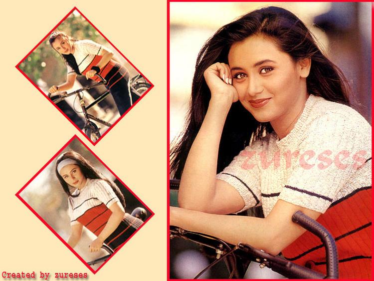 Rani mukherjee sexy girl-8027