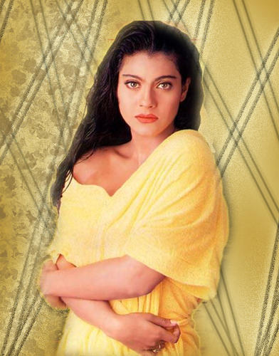 Kajol Devgan Romancing Look Hot Still