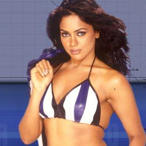 Sameera Reddy Hot And Sexy Look Wallpaper