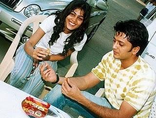 Riteish Deshmukh and Genelia Latest Pic