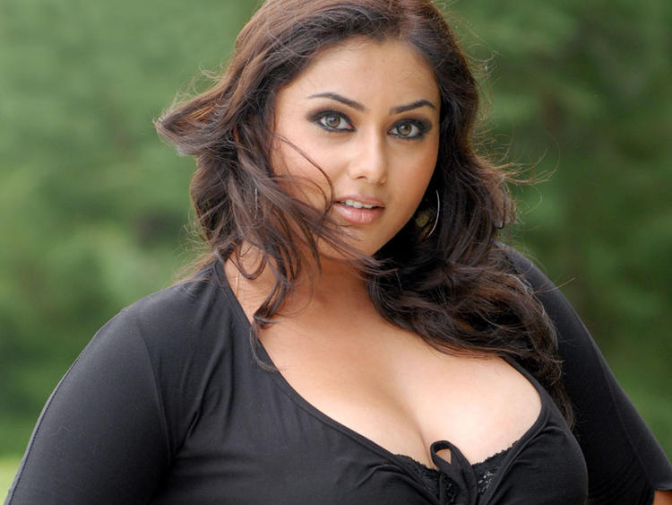 Chubby Actress Namitha Images