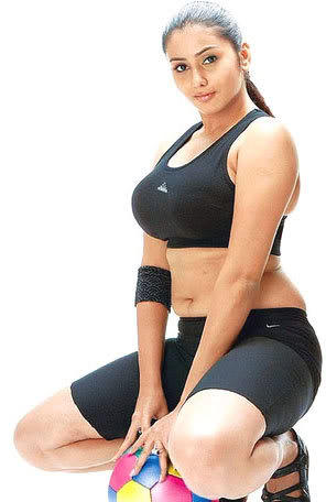 Namitha Hot Look Photo Shoot