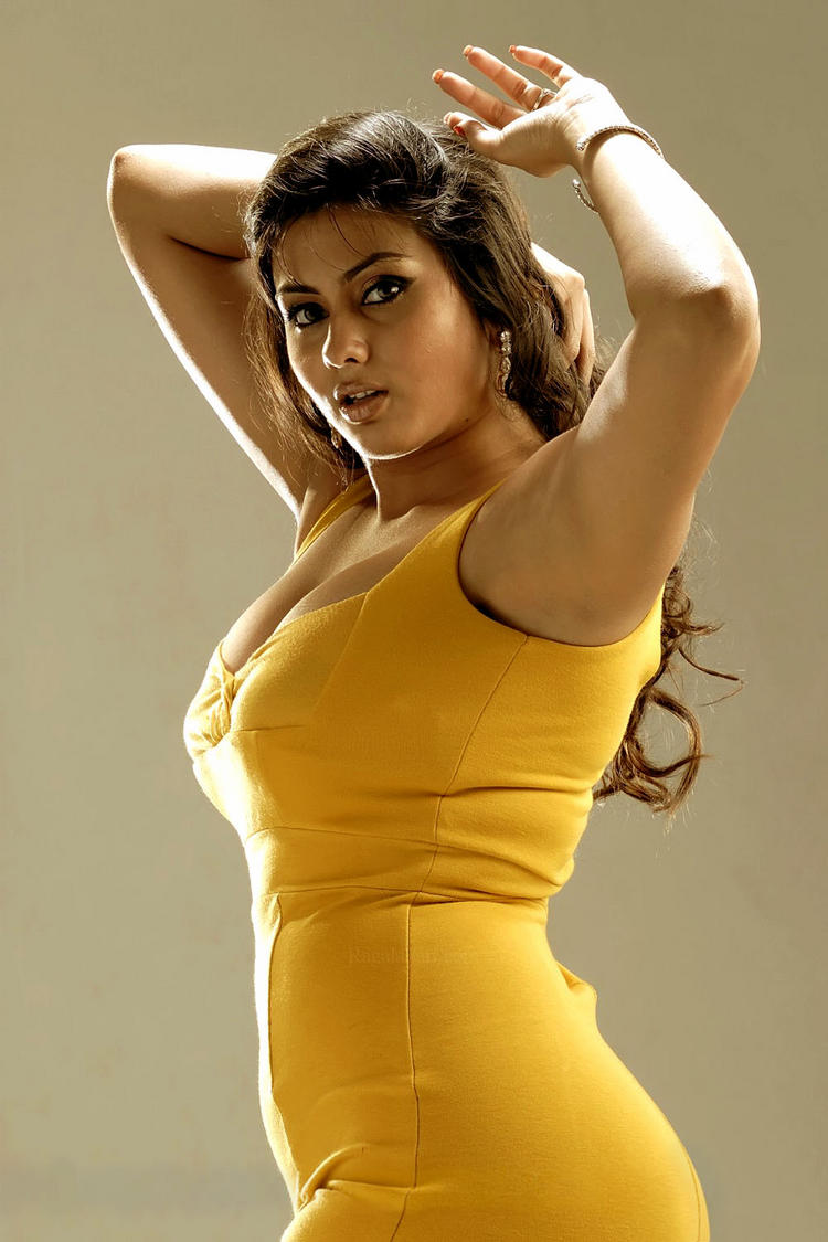 Namitha Spicy Pose Photo Shoot