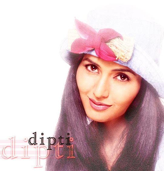 Deepti Bhatnagar Spicy Look With Smiling Pics