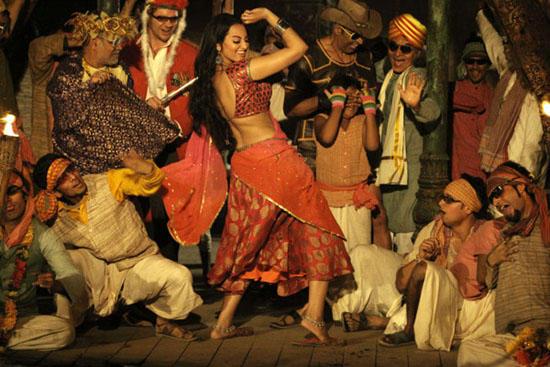 Sonakshi Sinha Item Song Dance Still