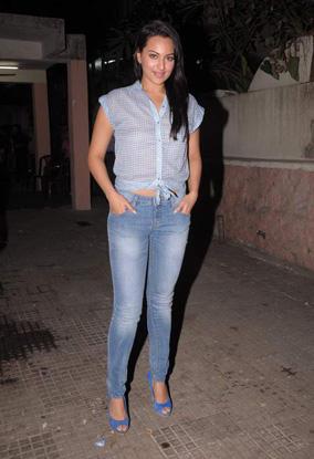 Sonakshi Sinha Sexy Stylist Still