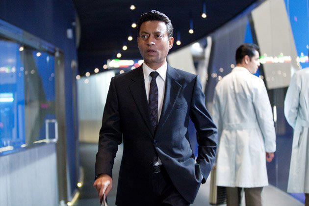 Irrfan Khan First Look In The Amazing Spiderman