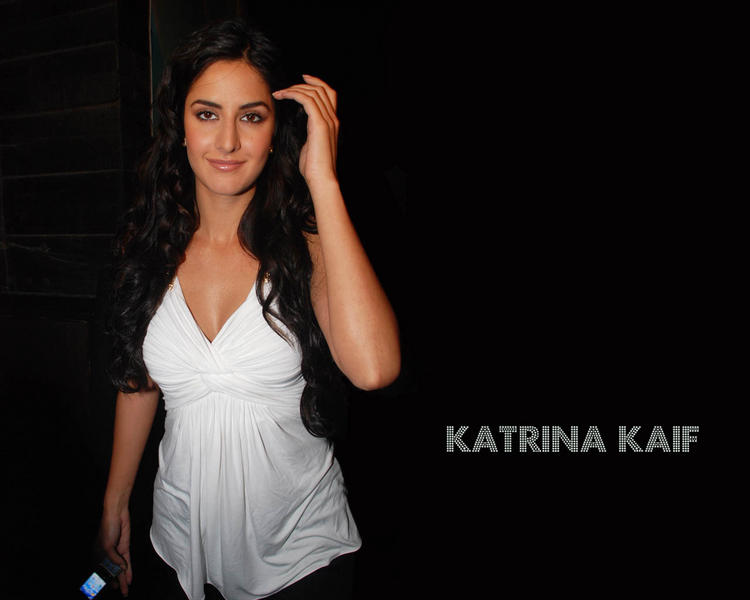 Gorgeous Babe Katrina Kaif Cute Wallpaper