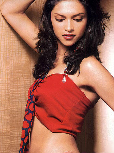 Deepika Padukone Spicy Pose Photo Shoot