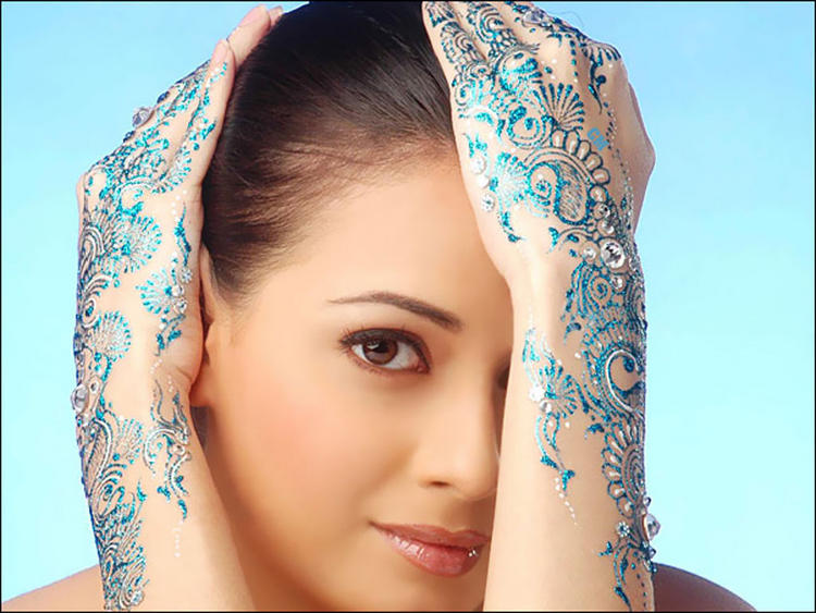 Diya Mirza Tattoo Latest Still