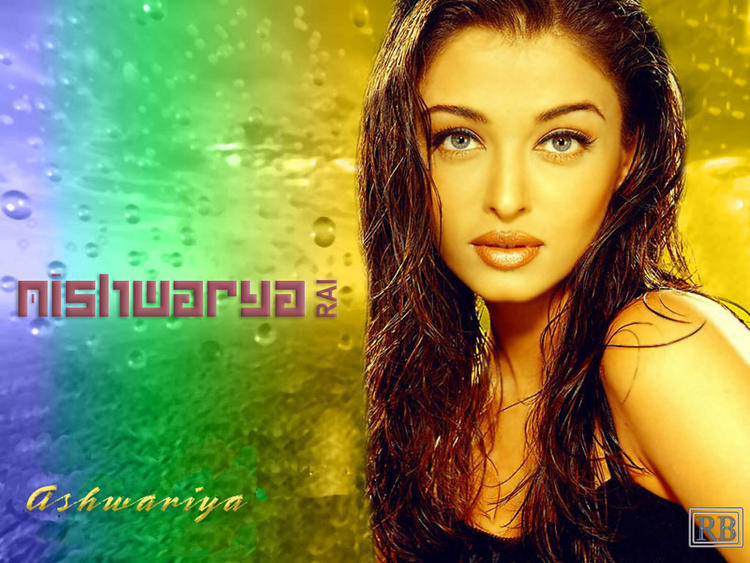 Aishwarya Rai Hot Gorgeous Wallpaper