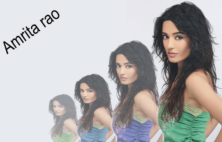 Most Beautiful Amrita Rao Wallpaper