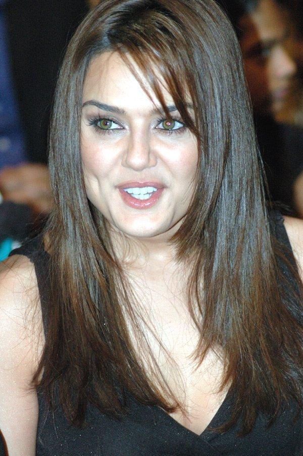 Preity Zinta Fresh Pics