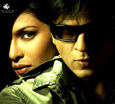 Shahrukh Khan And Priyanka Chopra In Don 2 Movie
