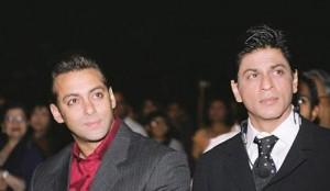 Shahrukh Khan And Salman Khan Photo