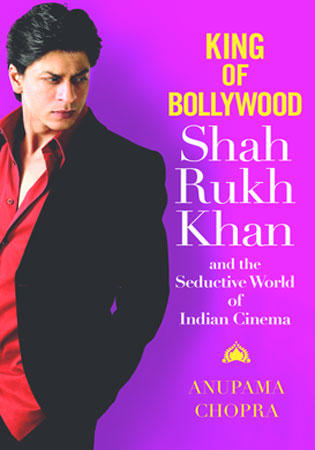 Shahrukh Khan On the Cover Page Of Bollywood Magazine