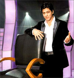 Shahrukh Khan In KBC