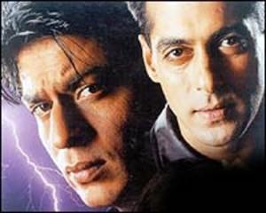 Salman Khan And Shahrukh Khan Photo