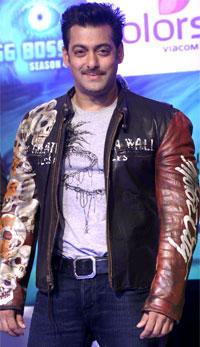Salman Khan In Bigg Boss Season 4