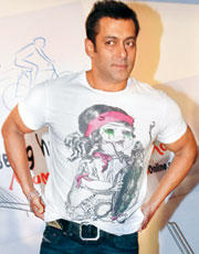 Salman Khan Cool Photo
