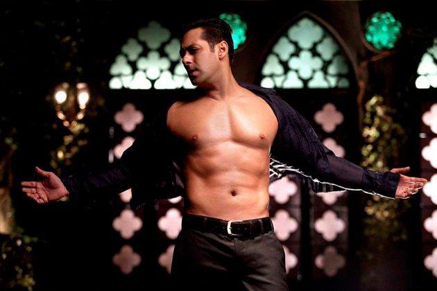 Salman Khan Teri Meri Song Shoot In Bodyguard Movie