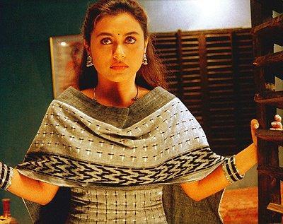 Rani Mukherjee Angry look Acting Still