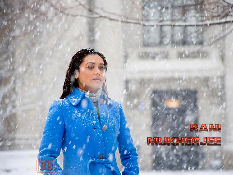 Rani Mukherjee Blue Blazer Wallpaper