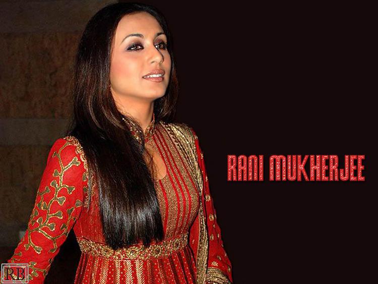 Rani Mukherjee Glamour Wallpaper