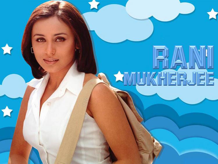 Rani Mukherjee Hum Tum Movie Hair Style Pic Wallpaper
