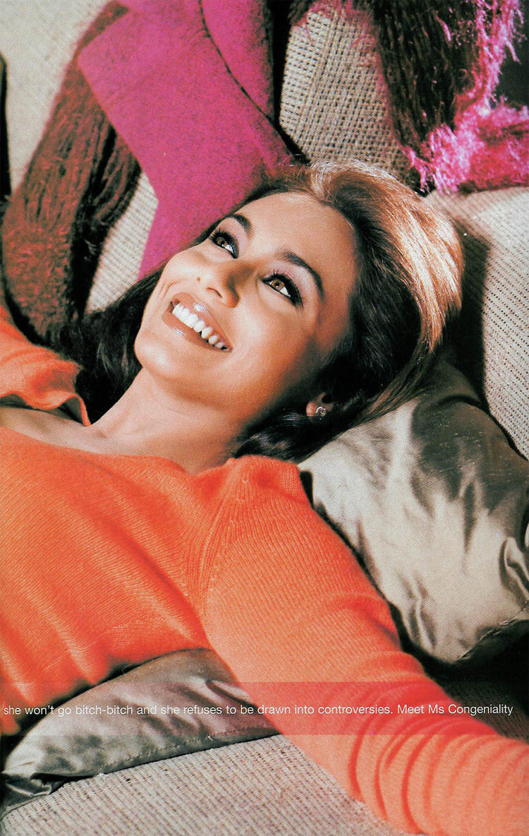 Rani Mukherjee Sweet Smile Pic