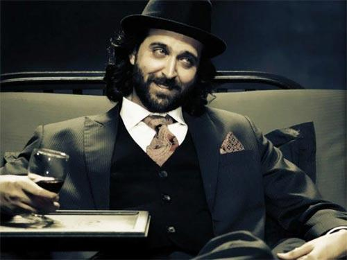 Hrithik Roshan Latest Pic In Guzaarish